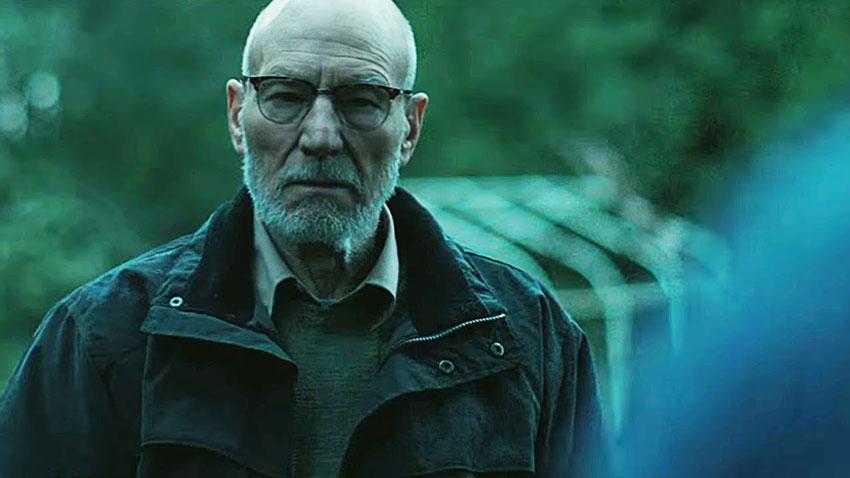 Patrick Stewart in Green Room - Abituati a vederlo nel ruolo del Professor X nela saga degli X-Men ha sorpreso tutti nel thriller di Jere...