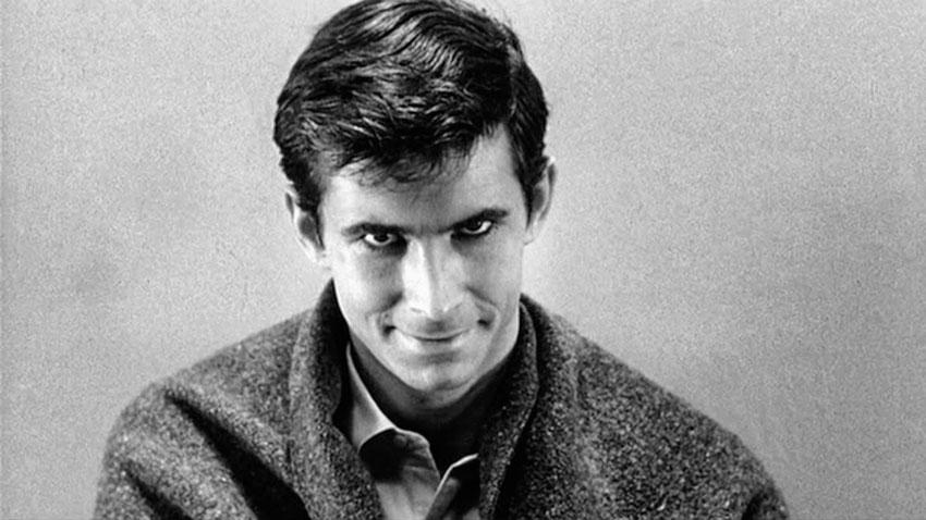Anthony Perkins in Psycho - Ora non potremmo immaginare nessun altro nei panni di Norman Bates ma nel 1960 nessuno si aspettava che Perki...