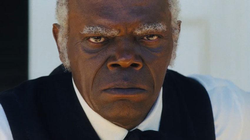 Samuel L. Jackson in Django Unchained - Non è stato di certo il primo film che ha visto collaborare l'attore con Quentin Tarantino (...