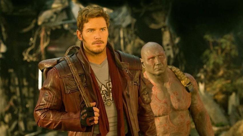 Star-Lord/Peter Quill - «Questa è la prima cosa che la gente dice quando vede il film: il primo film era su Peter Quill mentre nel second...