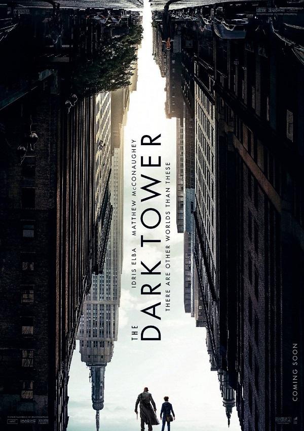 La Torre Nera poster ufficiale inglese
