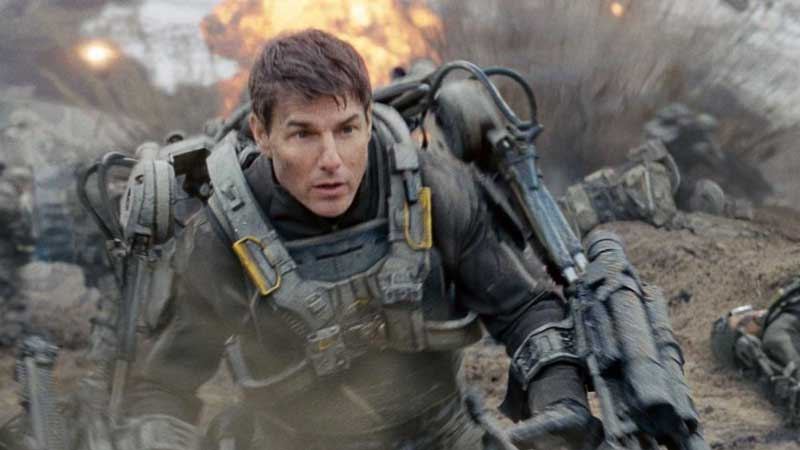 Tom Cruise - Dopo Mission Impossible ci è stato chiaro che Cruise preferisca fare tutto da solo. Sul set di Edge of Tomorrow l'attor...