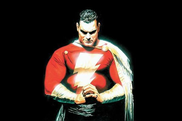 BATMAN V SUPERMAN - LE ALLUSIONI DI ALFRED A SHAZAM: Durante una delle lezioni sulla morale e la corruzione dell'uomo di Alfred (Iro...