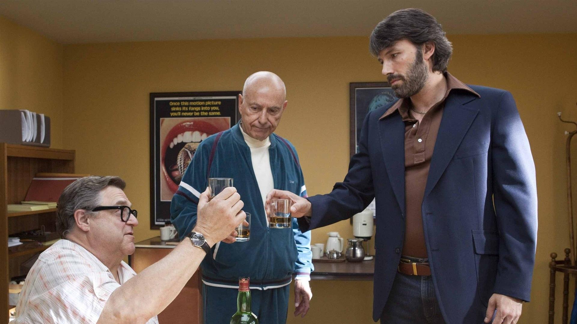 Argo - Altra incredibile operazione governativa al centro del film di Ben Affleck premiato con l'Oscar. La storia ripercorre i fatti...