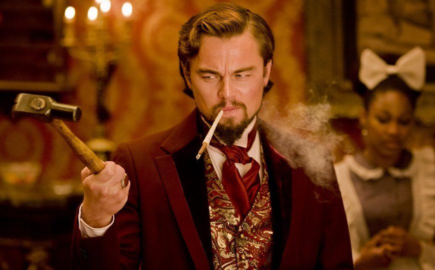 #7 - Pochi minuti in scena, ed ecco che il Leonardo DiCaprio di Django Unchained ruba la scena a tutti grazie al ruolo di Calvin Candie, ...