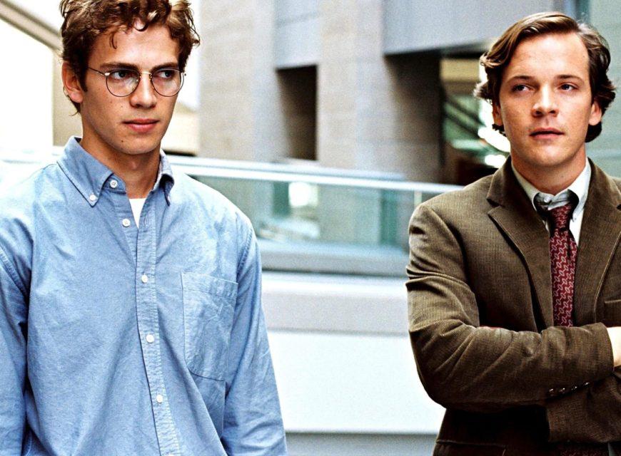 L'inventore di favole - Il film vede Hayden Christensen nei panni di Stephen Glass, un giornalista che a soli 23 anni entra nella re...