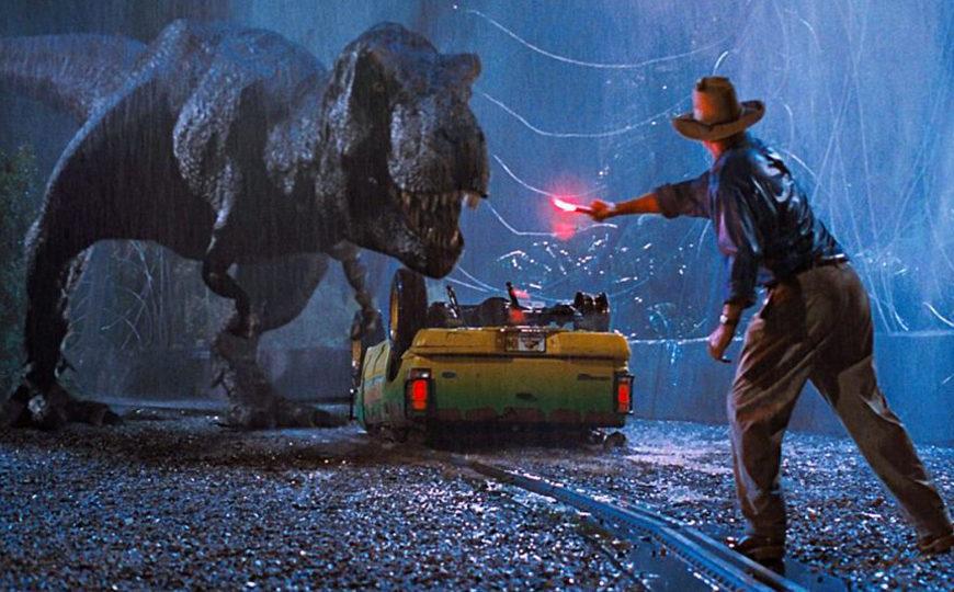 Jurassic Park - Uno storyboard riaffiorato di recente in rete mostra un epilogo differente per il film cult del 1993. L'ultima sequenza d...