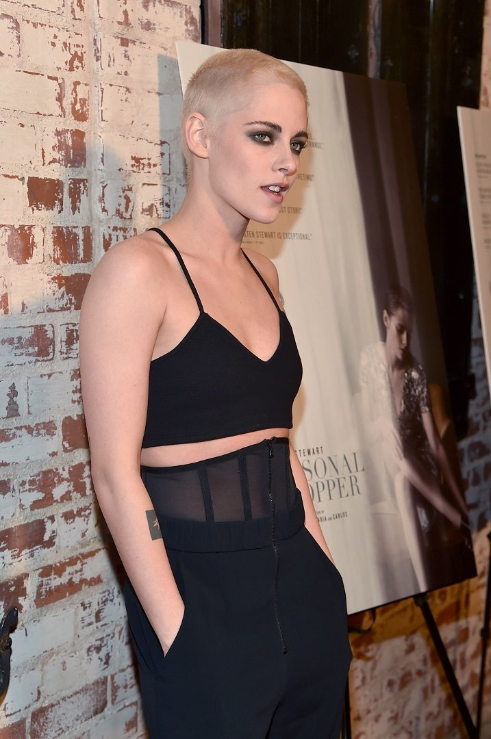 Kristen Stewart alla premiere a Los Angeles di Personal Shopper (Getty Images)