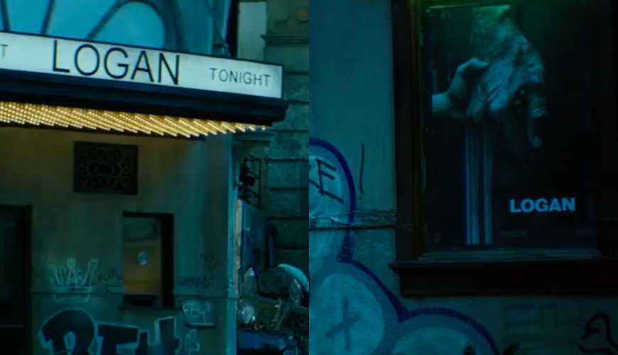 Nonostante il Logan di Hugh Jackman non appare nel video come speculato negli ultimi mesi, il film che lo vede protagonista è ben pubblic...