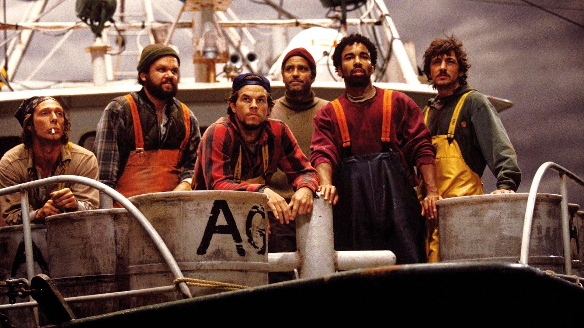 La tempesta perfetta - George Clooney e Mark Wahlberg contro la forza dell'oceano: a ispirare il film di Wolfgang Petersen fu l&#039...