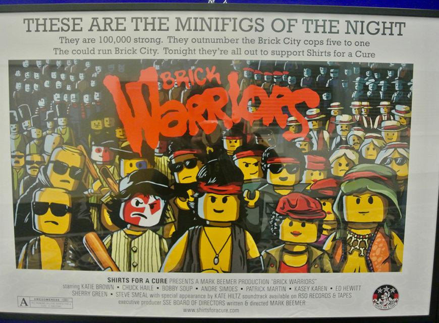 Il Lego Guerrieri della notte