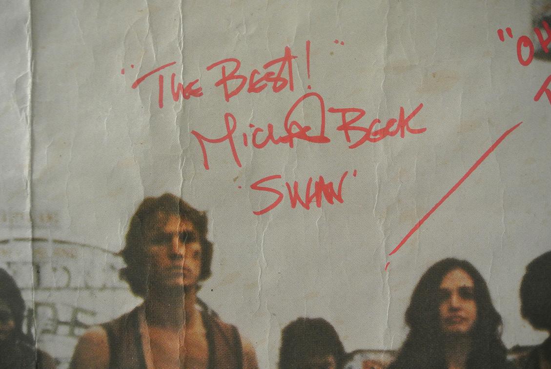 """""""I migliori"""", la frase conclusiva detta da Swan sulla spiaggia di coney"""