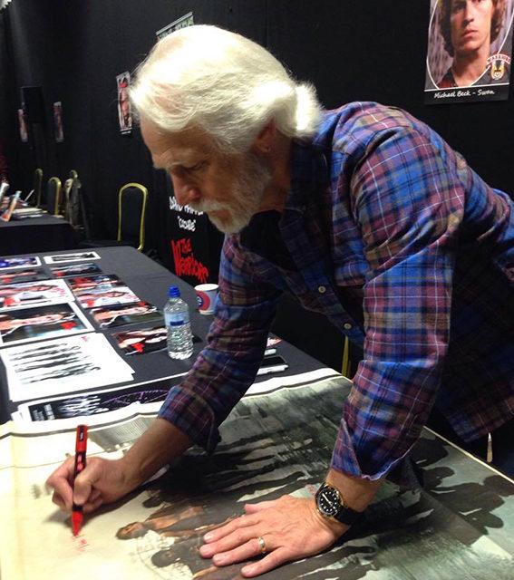 Swan firma il poster italiano del 1979