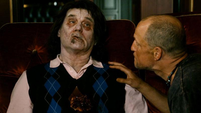 Zombieland - Nel film del 2009 diretto da Ruben Fleischer la morte dello zombie Bill Murray viene lasciata per ultima, dopo i titoli di c...
