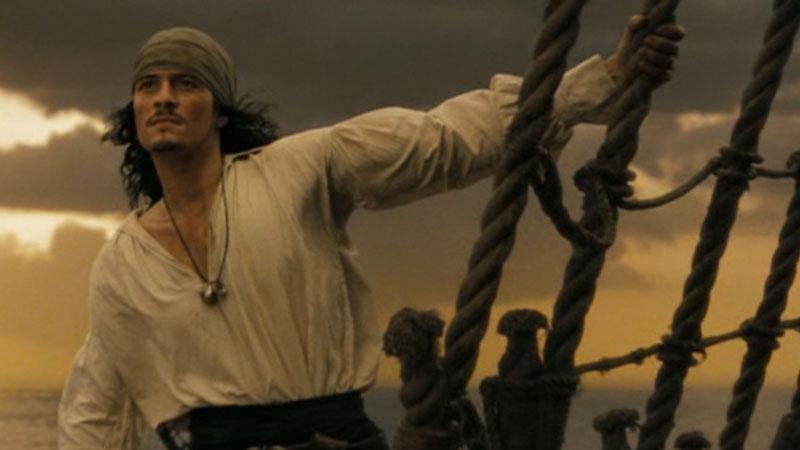 Pirati dei Caraibi: Ai confini del mondo - Nella scena post credits ci viene svelato il ritorno a casa di Will Turner (Orlando Bloom). Do...