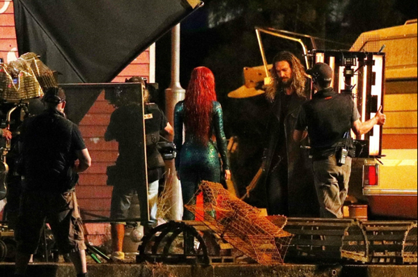 Aquaman: il film sarà ambientato dopo i fatti di Justice League