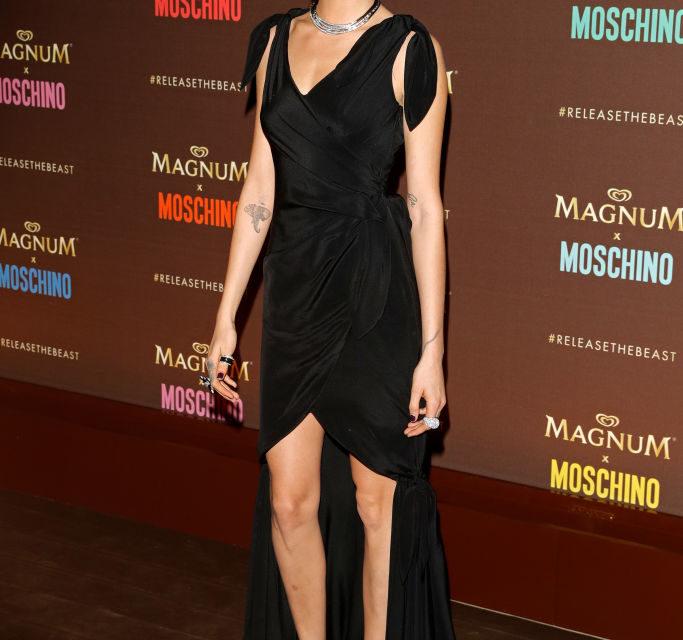 Cara Delevingne - Non ha calcato il red carpet della kermesse, ma l'ex top model ha partecipato al party Magnum&Moschino ovviame...