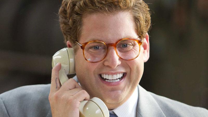 Jonah Hill - Lo abbiamo adorato accanto a Leonardo Di Caprio in The Wolf of Wall Street dopo averlo visto in numerose commedie demenziali...
