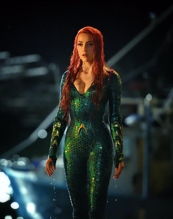 Aquaman: la nuova foto dal set ci mostra una bellissima ... Bruce Willis Cast
