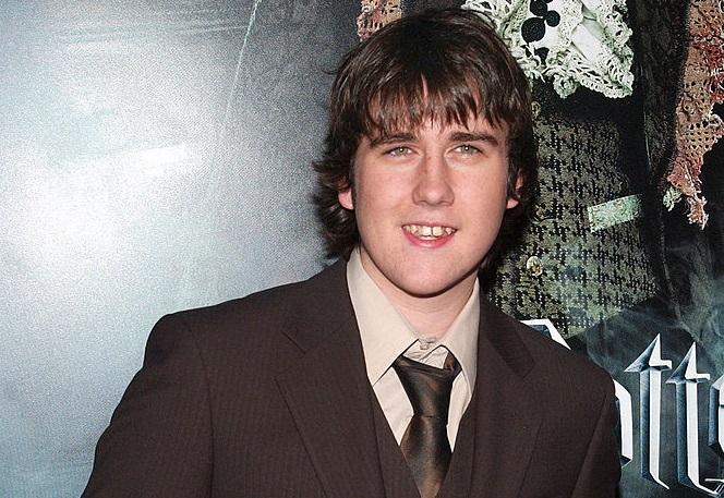 Matthew Lewis, celebre per il suo ruolo dell'imbranato Neville Paciock nella saga di Harry Potter nel 2005