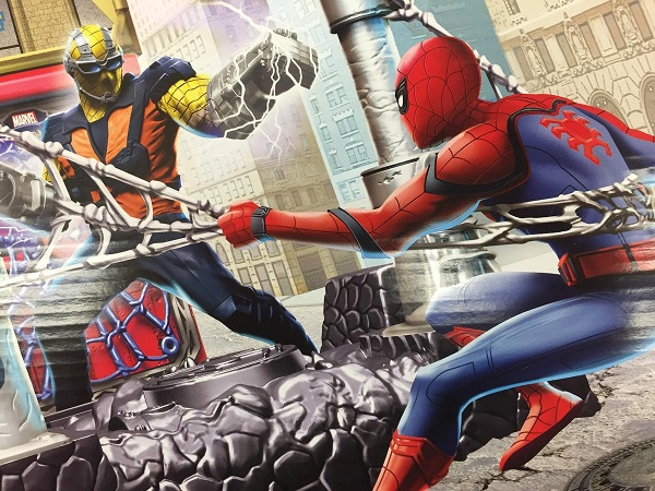 Ecco lo spettacolare standee cinematografico di Spider-Man: Homecoming