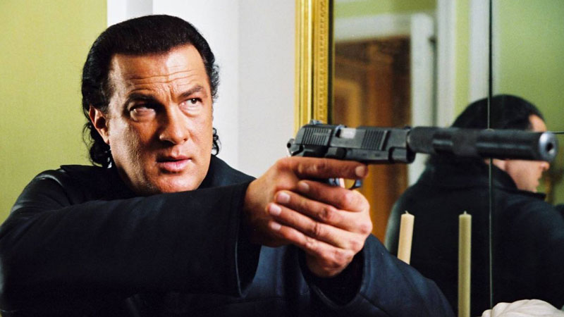 Steven Seagal Movies 2017