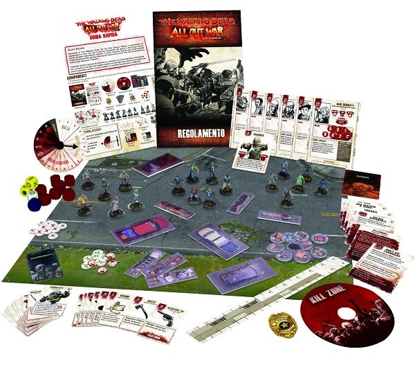 Il boardgame di Walking Dead