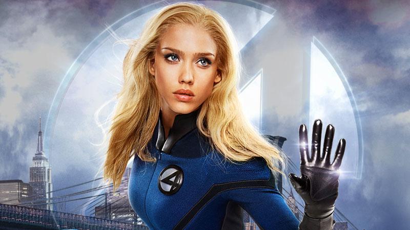 Jessica Alba - La Donna Invisibile dei Fantastici 4 ha passato brutti momenti durante le riprese de I Fantastici 4 e Silver Surfer (2007)...