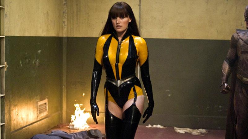 Malin Akerman – Il costume di Silk Spectre indossato dall'attrice in Watchmen era tutto fatto di lattice e riusciva ad amplificare l...