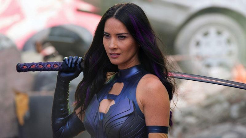 Olivia Munn - Il costume di Psylocke in X-Men: Apocalisse è molto fedele a quello dei fumetti. Ma nel mondo reale, indossarlo è stato un ...