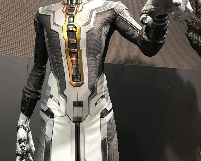 L'Ordine Nero - i figli di Thanos: Ebony Maw