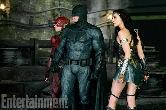Justice League: i nuovi spot tv incentrati sui singoli personaggi