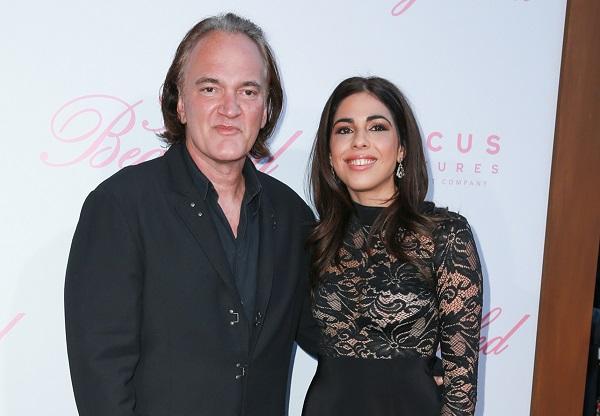 Quentin Tarantino sposerà la sua giovane fidanzata Daniela