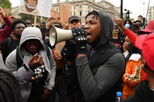 john boyega hyde park black lives matter