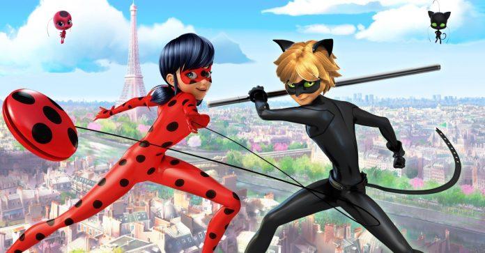 Miraculous Ladybug Serien Stream
