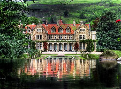 The Others - Palacio de Los Hornillos, Cantabria, Spagna