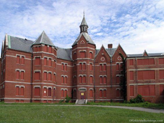 Session 9 - Danvers State Hospital, Danvers, Massachusetts