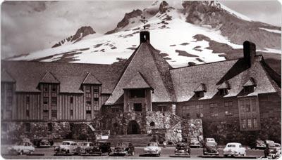 Shining - Timberline Lodge, Mount Hood, Oregon