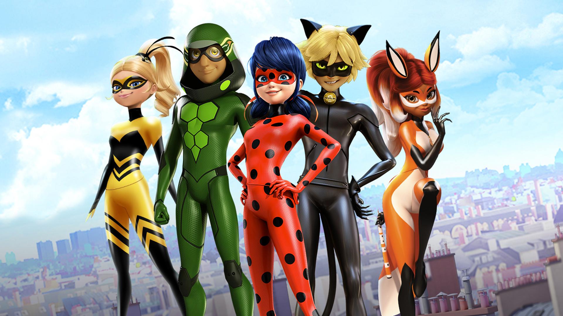 Ladybug and Cat Noir Awakening, in arrivo un film musical ...